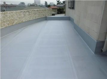 屋上防水メンテナンス工事